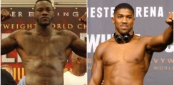 Wilder Explains What He Is Better Than Joshua