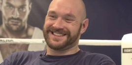 Tyson Fury To Apply For Boxing License