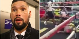 Bellew Furious With Mayweather
