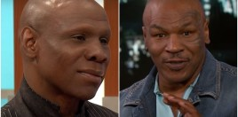 Eubank Compares His Son To Mike Tyson