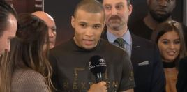Eubank Jr In