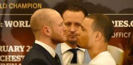 Groves Thinks Eubank Jr