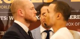 Groves vs Eubank TV
