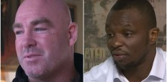 Lucas Browne Dillian Whyte