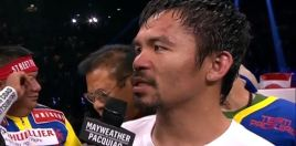 Hearn Reveals Talks With Pacquiao, 'Pacman' Doesn't Want To Box In The US