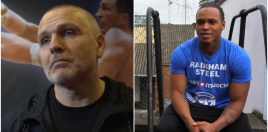 Peter Fury Offers Anthony Yarde