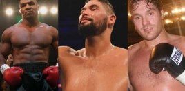 Tony Bellew Responds To Mike Tyson