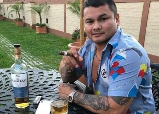 Marcos Maidana Pictured In Full Flow Since Retirement From Boxing