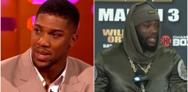 Hearn Gives Big Update On Joshua vs Wilder