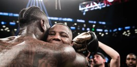How Much Wilder and Ortiz Earned