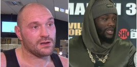 Date and Venue Reportedly Confirmed For Wilder vs Fury Fight Announcement
