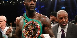 Wilder Reveals The Reason