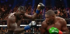 Worst Moment Of Deontay Wilder's Professional Career