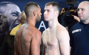 what time does kell brook fight start tonight