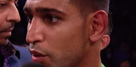Amir Khan Talks