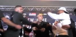 Bellew Pushes Haye