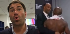 Hearn Slams How Regular Al Haymon Boxers Fight - Eyes Big Signings For DAZN