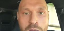 Tyson Fury Has An Explosive Message For Joshua and Wilder