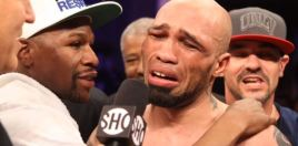 Mayweather Promoted Fighter