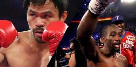 Crawford Responds To Rumors Of Pacquiao