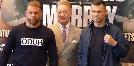 Murray Not Convinced Of Why Saunders