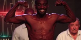 Terence Crawford Told