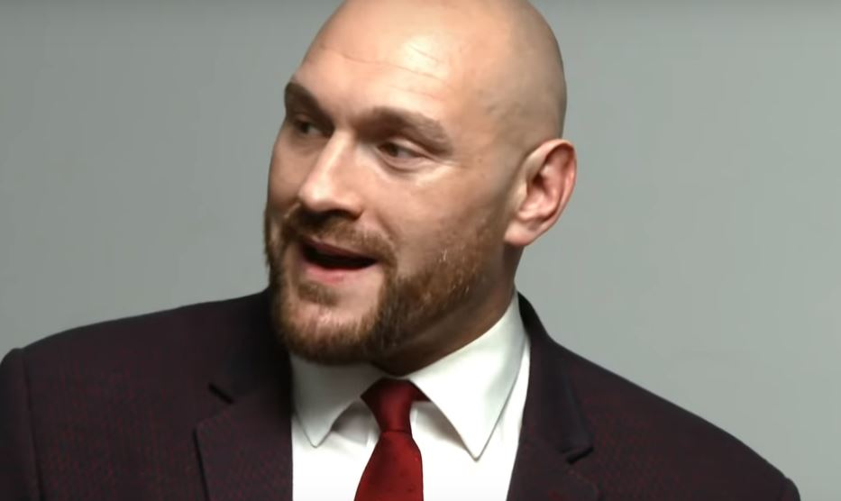 Tyson Fury Challenges Tony Bellew To A Street Fight