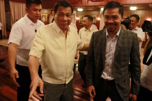 Pacquiao Explains Choice Of Malaysia For Matthysse Fight