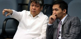 Pacquiao On Balancing Political Duties Ahead Of Matthysse Fight