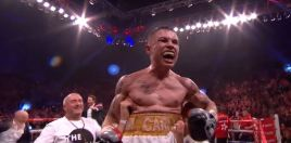Carl Frampton Reacts To Stopping Luke Jackson