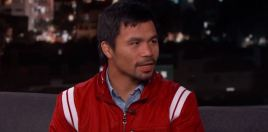 Pacquiao Explains Why He Supports Death Penalty