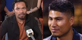 Amir Khan Gives Take On Manny Pacquiao vs Mikey Garcia