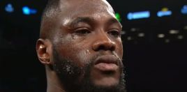 Writer Is Spot On About Deontay Wilder
