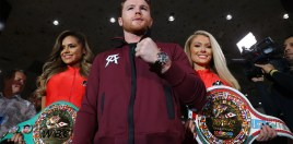 Canelo Admits Being Bothered By Comments From Team Golovkin