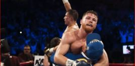 Canelo Reacts To Golovkin Accusing Him Of Running In The First Fight