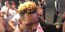 Charlo Brothers Bet Each Other On Tonight's Garcia vs Porter Fight