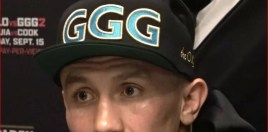 Golovkin Makes Injection Marks Claim About Canelo