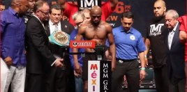 Mayweather Opens As Favorite In Pacquiao Rematch - Punch Stats From First Fight Tell You Why