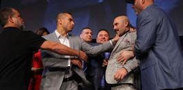Spike O'Sullivan Smells Something From David Lemieux