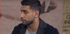 What Amir Khan Said After Hearing About Mayweather vs Pacquiao 2