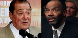 Bob Arum Gets Personal With Al Haymon - Comes Up With A New Nickname For Him