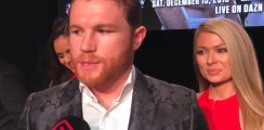 Canelo Hits Back At Mayweather's Instagram Snipe
