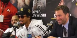 Demetrius Andrade Sends A Word Of Warning To Golovkin After World Title Win