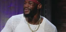 Deontay Wilder Reveals His 3 Sparring Partners For Tyson Fury