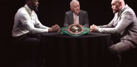 Deontay Wilder vs Tyson Fury Round Table Face Off Full Video