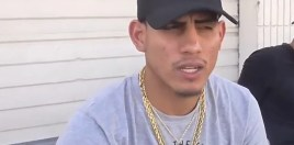 Jose Benavidez Jr Reacts To Getting Knocked Out By Terence Crawford - Class Act