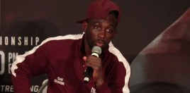 Terence Crawford Posts Defiant Message To Critics After Benavidez Win