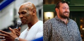 Tyson Fury On How He Would Have Done Against Mike Tyson