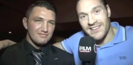 Tyson Fury Reacts To Cousin Hughie Fury's Loss To Pulev