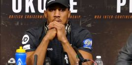 Anthony Joshua Offers Bellew Last Minute Tactical Advice For Usyk